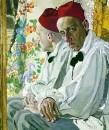 Портрет Всеволода Эмильевича Мейерхольда. 1917