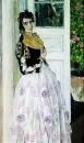 Испанка на балконе. 1911