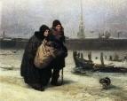 С квартиры на квартиру. 1876