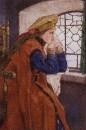 Царевна у окна (Царевна Несмеяна). 1920