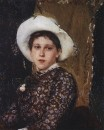 Портрет Татьяны Анатольевны Мамонтовой. 1884