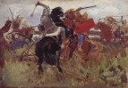 Битва скифов со славянами. Конец 1870-х