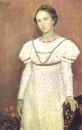 Портрет Ольги Полетаевой. 1912