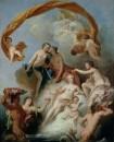 La Toilette de Venus.