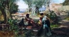 Греческий торговец (Дорога к святыне)
