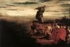 Святой Антоний Падуанский проповедует рабам
