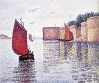 Concarneau, the Sardine Boat, 1891
