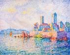 Antibes, de Turme, 1911