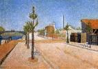Sunlight, Quai de Clichy, 1887