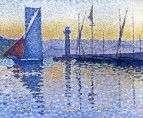 The Lighthouse, Saint-Tropez, 1895