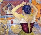 Woman-Arranging-Her-Hair
