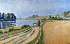 Herblay, the Riverbank, 1889