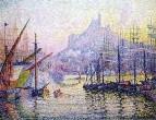 Marseilles, la Bonne Mere, 1906
