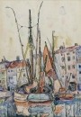 Port de la Rochelle, 1920