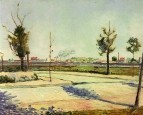 Road to Gennevilliers, 1883