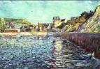 Port-en-Bessin, Calvados, 1884