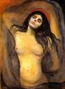 Мадонна - 1895, Национальная галерея, Осло
