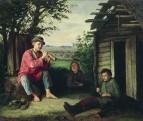 Заслушались. 1864