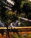 Бассейн в парке Жа де Буффан 1882-1885