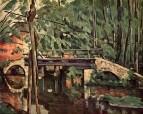 Мост в лесу 1880