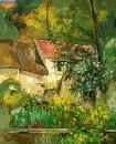 Дом отца Лакруа в Овере 1873