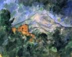 Гора святой Виктории и Черный замок 1904-1906