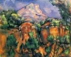 Гора св. Виктории со стороны каменоломни Бибемюс 1897