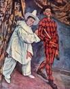 Пьеро и Арлекин 1888