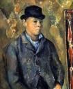 Портрет сына 1888-1890