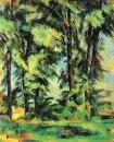Высокие деревья в Жа де Буффан 1885-1887