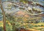 Гора св. Виктории 1885-1887