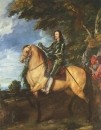 Portrat-Karl-I-Konig-von-England-zu-Pferd