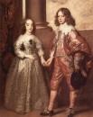 Portrat-des-Wilhelm-von-Oranien-als-Prinz-mit-seiner-zukunftigen-Braut-Maria-Stuart