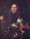 Portrat-eines-Geharnischten-mit-roter-Armbinde