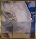 1924 (ок.) Обнаженная в воде