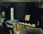 1931 Галюцинация, шесть явлений Ленина на пианино