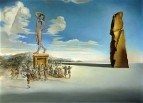 1944_Божество залива роз (56.2х76.7 см) (Ричмонд, Музей изобр. искусств Виргинии)