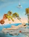 1944 Сон, вызванный полетом пчелы вокруг граната за секунду до пробуждения