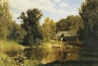 Пруд в Абрамцеве. 1883