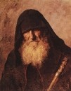 Палестинский монах. 1886