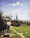 Московский дворик. 1877