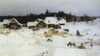 Зима. Имоченцы. 1880