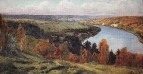 Долина Оки. 1902