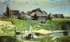 Русская деревня. 1889