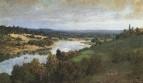 Река Оять. 1880-е
