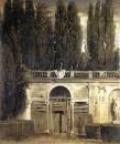 Villa_Medici Grotto Loggia Facade 1630