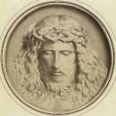 Голова Христа в терновом венце