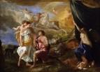 Селена и Эндимион (ок.1630) (122 х 169) (Детройт, Институт искусств)