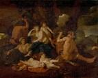 Детство Вакха (ок.1630) (135 х 168) (Шантийи, музей Конде)