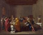 Таинства Церкви. Соборование (1637-1640) (Лондон, Национальная галерея)